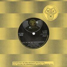 "Elton John - Lucy In The Sky With Diamonds  (7"" Single 1974) EX"
