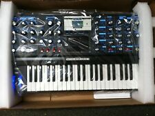 Moog Minimoog Voyager Electric Blue Analog Synth V3 new //ARMENS//