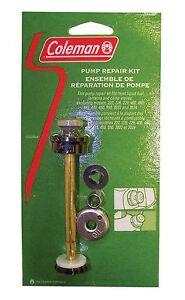 Coleman Pump Repair Kit Replacement Parts Camp Stove Lantern NEW! # 3000005099