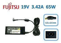 Genuine Fujitsu Lifebook U772 E753 E743 19V 3.42A 65W AC Adapter Power Charger