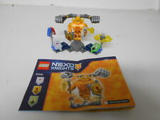 LEGO NEXO KNIGHTS 70336 ULTIMATE AXL MINIFIGURE  FREE UK POSTAGE