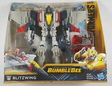 New Nitro Series Blitzwing Energon Igniters Transformers Bumblebee Hasbro Toy