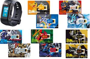 Digimon Vital Breath ver.BLACK Dim Card Set Bandai Brand New