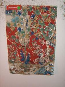 Brunschwig & Fils, Lodi Garden, Remnants, Various Colors and Sizes