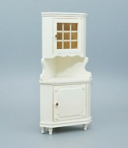 Dolls House 1/16th Scale Lundby Corner Dresser