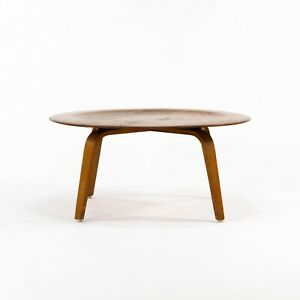 1950s Herman Miller Ray and Charles Eames CTW Coffee Table Wood in Calico Ash