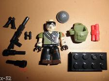 New listing Gijoe gi joe Kre-O kreon Kreo Tunnel Rat trooper officer Figure toy