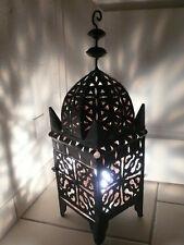 65 cm! Lampe Marocaine lanterne lustre bougeoir bougie applique decoration elect