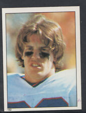 Topps 1981 American Football Sticker No 162 - Mike Friede - Giants (T442)