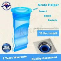 Grate Helper help Pest Smell Bacteria Drain odour insect seal pipe