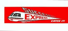 NEW Vintage Snap-on Tools Snap on Tool Box Sticker Decal Man Cave Garage Old1983