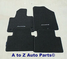 NEW 2013-2018 Hyundai Santa Fe SPORT 5 PASS CARPET Floor Mats,FRONT & REAR OEM