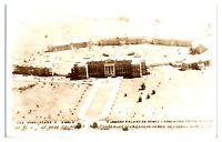 1943 RPPC US Veterans Hospital, Minneapolis, MN Real Photo Postcard *5C