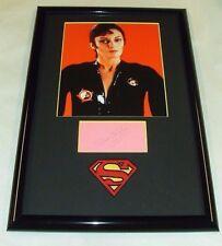 Sarah Douglas Autographed Index Card 12x18 Superman Movie Ursa Krypton Authentic