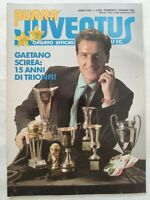 HURRA' JUVENTUS N. 6 GIUGNO 1988 GAETANO SCIREA VINCITORE DI OGNI TROFEO