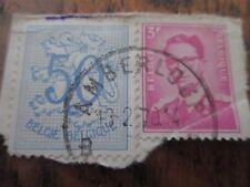 2 timbres belgique
