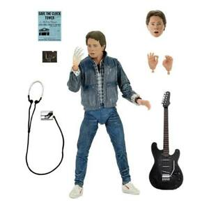 Zurück in die Zukunft Ultimate Marty McFly Audition Action Figur Neca Back to th