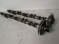 BMW E36 M3 3.2 Evo S50B32 cams cam shafts pair with sprockets - not US spec