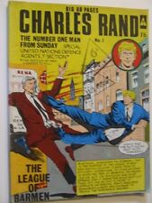 """Charles Rand No 1""  UK black & white reprint."