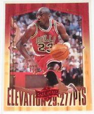 1999/00 Michael Jordan NBA Upper Deck Athlete of the Century Elevation Card #EL6