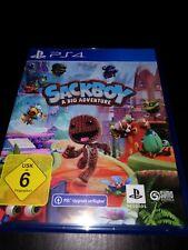 PS4 Sackboy: A Big Adventure, Inklusive Upgrade für die PS5, wie neu