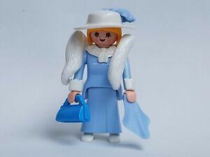 Playmobil Vittoriano, Donna Con Boa, Custom, Dama, Vittoriana, Donna Collection