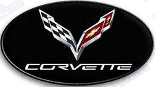 CORVETTE C7   iron on embroidery patch 3.2 X 1.8 inches AUTO CAR SPORTS VETTE