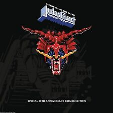 JUDAS PRIEST - Defenders Of The Faith 30th Anniversary Edition [3 CD Set New]