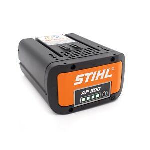 STIHL AP 300 Lithium-Ionen Akku für das STIHL Lithium-Ion AP-System, 6,0 Ah