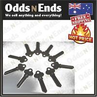 LW5 Keyblanks Patfield Key Blank - TOP QUALITY x 10, x 20, or x 50 bulk pack