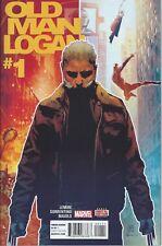 Old Man Logan #1 Holo# 339 Graded 9.9 1st Printing Wolverine 2016