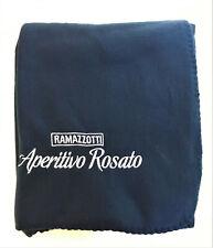 Ramazzotti Aperitivo Rosato Decke Blau 130x150cm Fleecedecke Kuscheldecke
