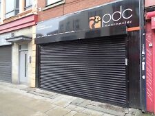 Rentals of Roller Shutter Doors , many sizes available , RENT UNTIL YOU BUY