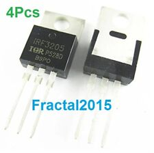 4Pcs IRF3205 IRF3205PBF MOSFET 55 V 98A TO-220