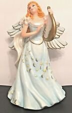 1994 Schmid Angel Music Box Hand Painted Yamada Originals Limited Edition Vintag