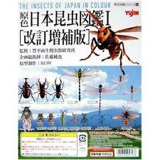 立體百科事典原色日本昆蟲圙鑑I蜻蜓 Yujin insects of japan in colour 1  15+2 secret