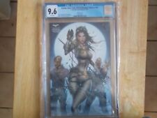 GRIMM FAIRY TALES 2016 HALLOWEEN SPECIAL # nn CGC 9.8 VARIANT COVER E