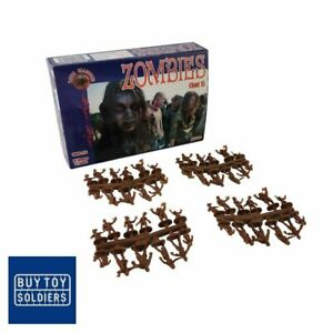 Zombies set 1 - Alliance Miniatures - ALL72023