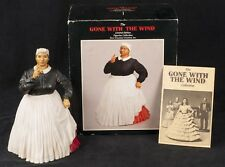 """Vtg 89 Gone With the Wind Mammy 8"""" Figurine Dave Grossman Creations"""