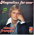 CD Single Claude François Magnolias for ever 2-TRACK CARD SLEEVE