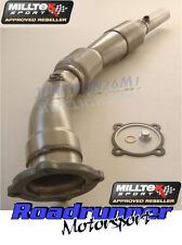MILLTEK SSXVW050 AUDI A3 1.8T EXHAUST DOWNPIPE & SPORTS CAT (MSVW257)