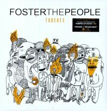 Foster the People - Torches [New Vinyl LP] 180 Gram, Download Insert