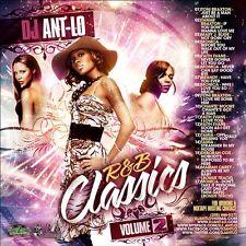 DJ ANT LO SOUL & R&B CLASSICS MIX CD VOL 2