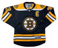 Boston Bruins Zdeno Chara Official Reebok NHL Hockey Jersey Adult Size Small