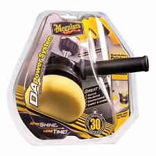 Meguiar's G3500 DA Power System Tool New