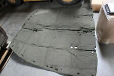 US Army Tank 7978825 Truck Front Weather Hood Top Cover New