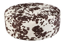 AUSTRALIAN MADE Round Ottoman 1000 (Dia) Sofa Lounge Couch Footstool