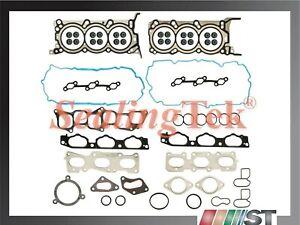 Fit 2009-11 Hyundai Genesis 3.8L V6 Lambda II RS Engine Cylinder Head Gasket Set