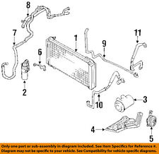 NISSAN OEM 90-93 300ZX Air Conditioner-Discharge Hose 9249033P05