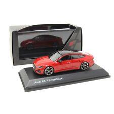 Audi RS7 Sportback 1:43 Modellauto 5011917031 Miniatur Tangorot RS 7 Rot